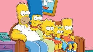 Bart Simpson Cartoon