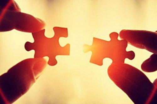 A puzzle image