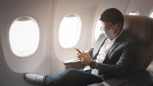 seated passenger