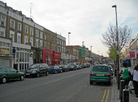 Calendonian Road