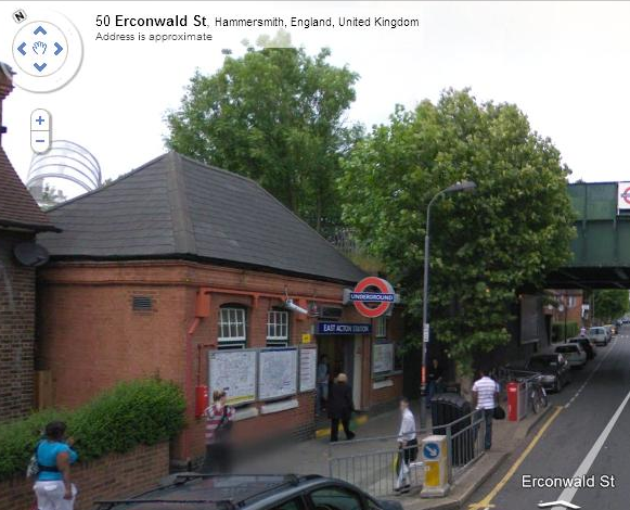 East Acton London Escorts