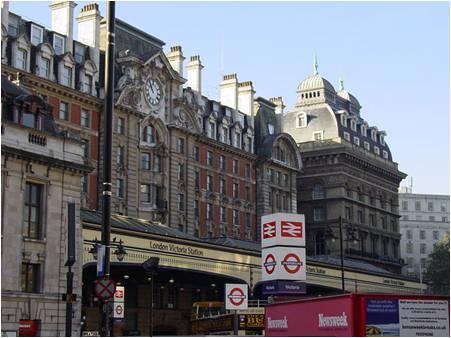 London Victoria Escorts
